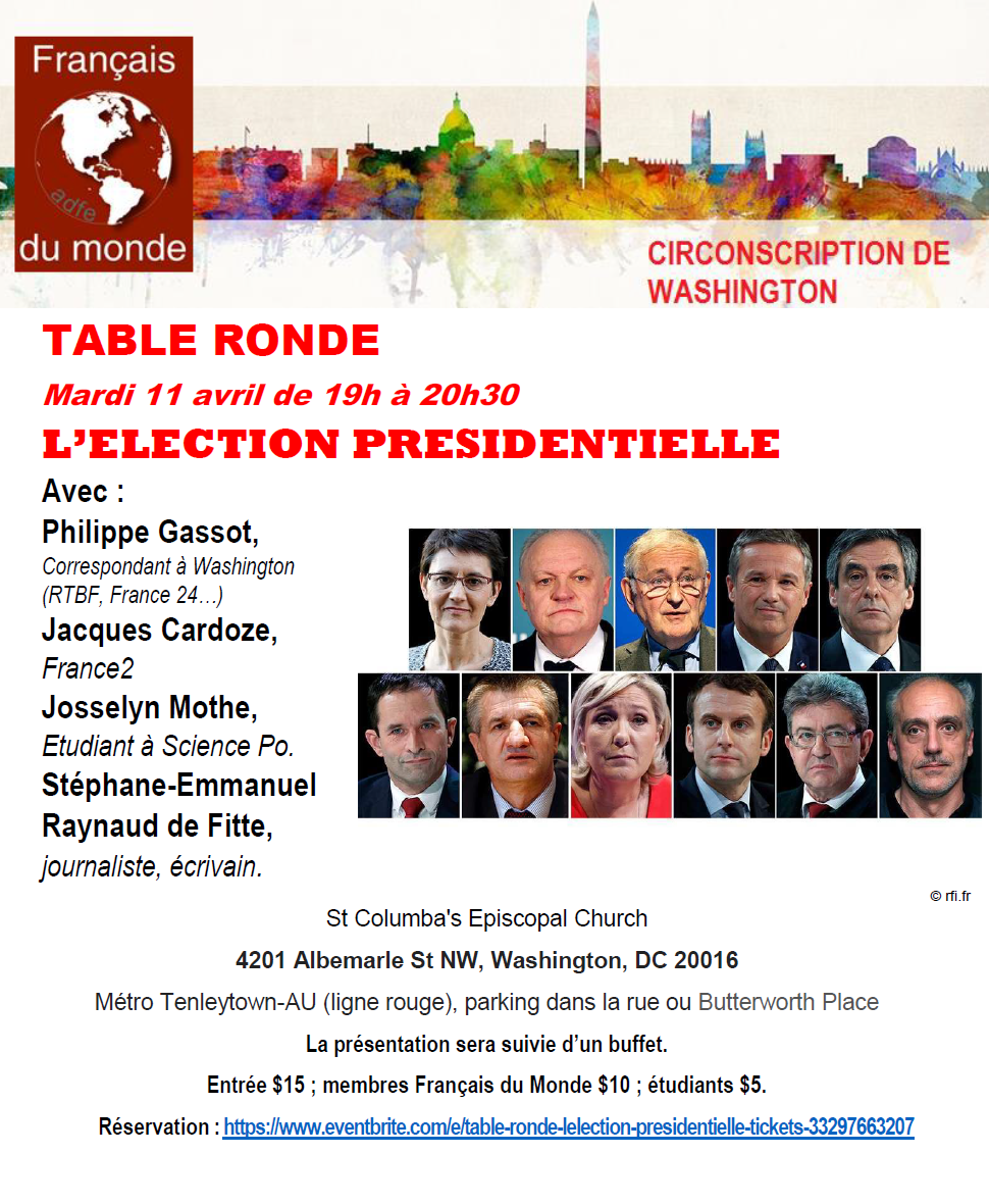 Table ronde 11-04